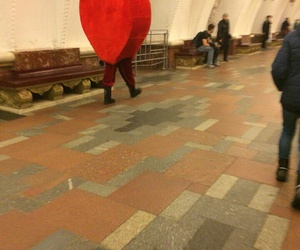 heart, moscow, and москва image