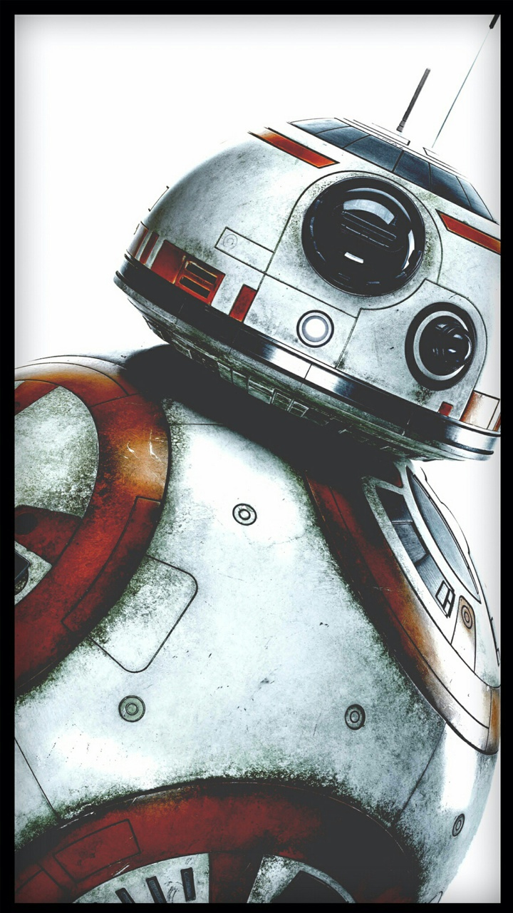 Bb 8 Iphone Wallpaper Shared By Marvelousgirl94