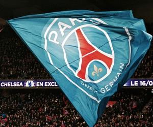 football, paris saint-germain, and psg image