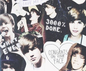 justin bieber, Collage, and kidrauhl image