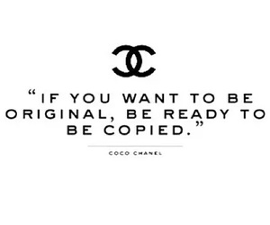quotes, chanel, and original image