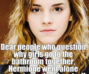emma watson, funny, and hermione granger image