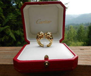 cartier, ebay, and fine jewelry image