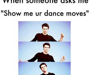 funny and dance moves image