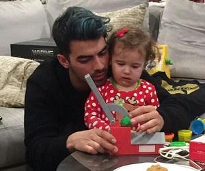baby and Joe Jonas image