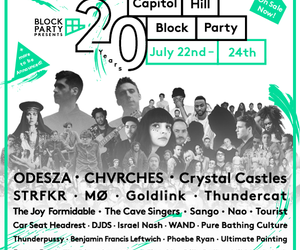 capitol hill block party and odesza image