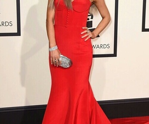 grammys, ariana grande, and red image