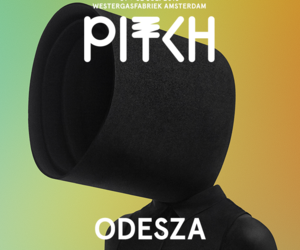 festival, pitch, and odesza image
