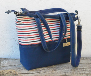 diaper bag, etsy, and nautical image