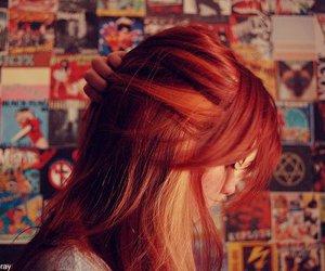 fuck, girl, and hair image