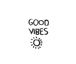 quotes, sun, and vibes image