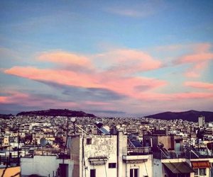 afternoon, Athens, and balcony image