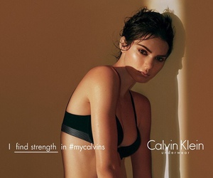 kendall jenner and Calvin Klein image