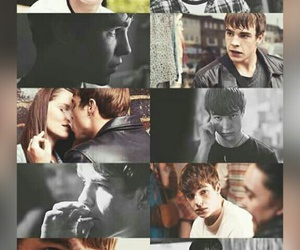 handsome, kiss, and my mad fat diary image