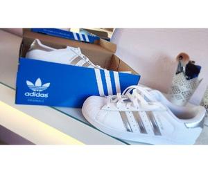 adidas, fashion, and shoe image
