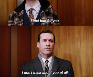 funny, quote, and mad men image