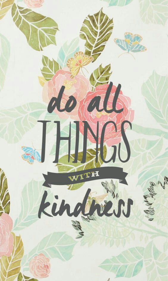 wallpaper, quotes, and kindness image