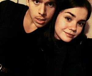maia mitchell and rudy mancuso image