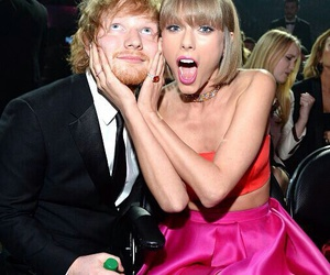 Taylor Swift, ed sheeran, and grammys image
