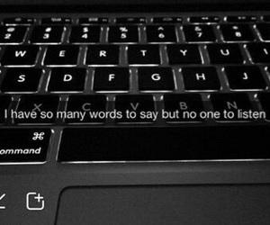 snapchat, quotes, and sad image