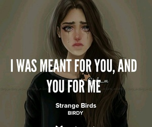 birdy, grunge, and music image