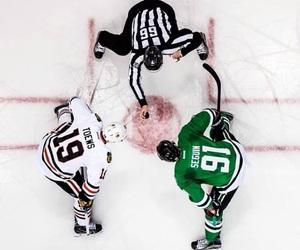 hockey, nhl, and dallas stars image