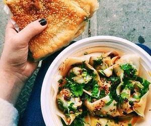 bread, food, and foodporn image