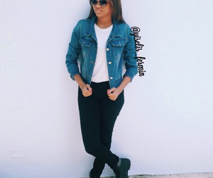 blogger, girl, and moda image