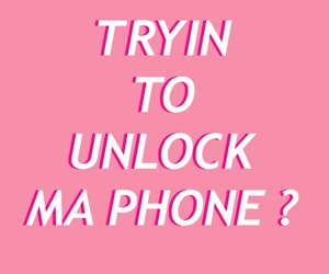 android, iphone, and lock image