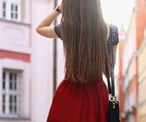 fashion, LV, and skirt image