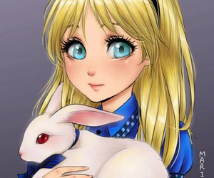 alice, anime, and cool image