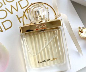 perfume, chloe, and fashion image