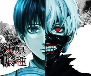 anime, eto, and kaneki image