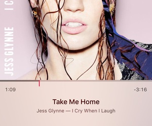 inspiration, jess glynne, and iphone image