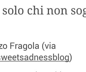 frasi, tumblr, and citazioni image