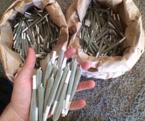 weed, smoke, and drugs image