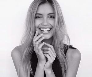smile, girl, and hair image
