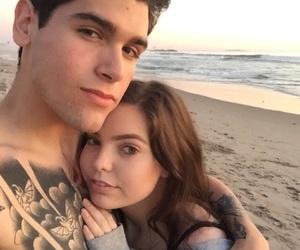 best friends, boyfriend, and girlfriend image