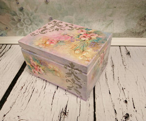 decoupage, etsy, and handmade image