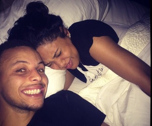 stephen curry, couples, and steph curry image