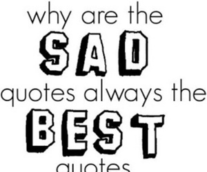 quotes, sad, and Best image