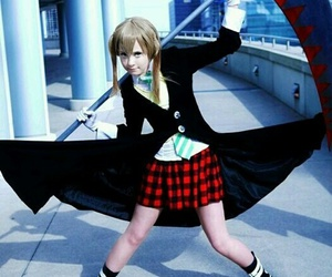 soul eater, cosplay, and anime image