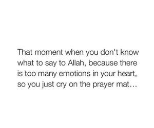 allah, prayer, and mercy image