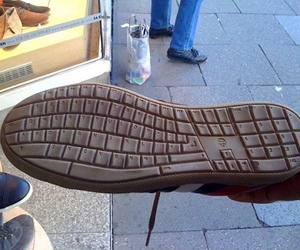 keyboard, shoes, and cool image