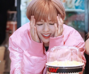 twice, jungyeon, and pink image