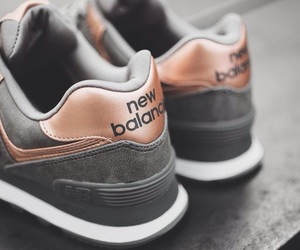 new balance, shoes, and style image