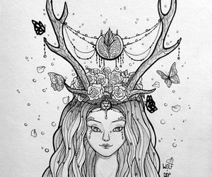 art, line art, and black and white image