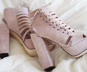 beautiful, closet, and heels image