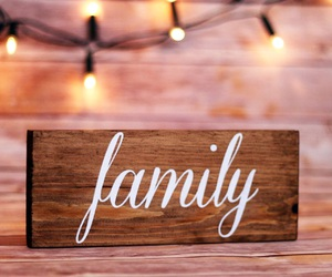 brown, etsy, and family image