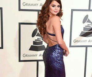 beautiful, dress, and gomez image